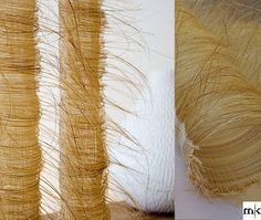 Marianne Kemp's Horse Hair Weaving