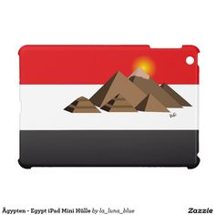 Ägypten - Egypt iPad Mini Hülle