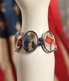 Bethany Lowe Americana Bracelet