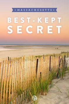 Shhh! This is Massachusetts' Best-Kept Secret...