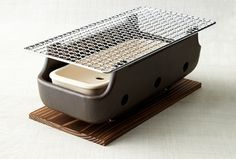 Japanese Portable Charcoal BBQ Grill