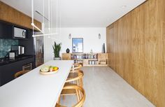 Galeria de Apartamento JAP / Metamoorfose Studio - 2