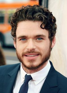 a sparkling Mr. Richard Madden