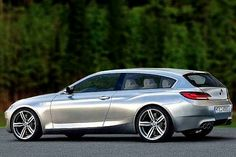 Z4 shooting brake. A worthy alternative except they have never made it.