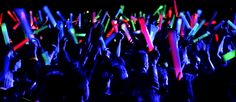Teen glow parties can be fertile breeding grounds for drug  use and sexual predators: http://www.inspirationsyouth.com/massive-glow-parties-draw-teenagers/