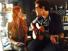 Clary & Simonl