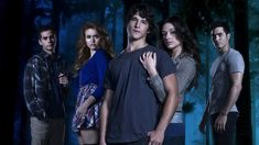 Teen Wolf is a supernatural drama series that follows Scott McCall (Tyler Posey), a high school student and social outcast that gets bitten by a werewolf while wandering in the woods. Description from dervinosbourne.blogspot.co.uk. I searched for this on bing.com/images