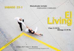 Barcelona:  Milonga en El Living