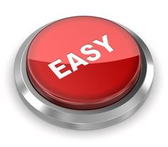 It's Easy to…Until You Have to …