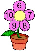 File Folder Game/ Numbers In Bloom File Folder Activities, File Folder Games, Book Activities, File Folders, Preschool Math, Kindergarten Math, Teaching Math, Subitizing, Dibujos Cute