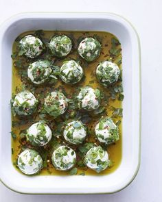 Herbed Goat Cheese Balls