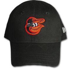 Orioles Infant Baseball Hat #Baltimore #Orioles #Hat #Infant #Baby #Toddler #babyfans