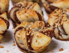 Muffin, Granola, Nutella, Garlic, Vegetables, Breakfast, Food, Cakes, Morning Coffee