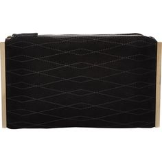 Lanvin Quilted Evening Clutch and other apparel, accessories and trends. Browse and shop related looks.
