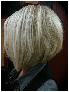 stacked bob haircut back view | Download Short Stacked Hairstyles Back View