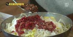 생활의 달인-전국 3대 육회 비빔밥 최강달인, 해로달인 수제김, 생수 물맛 감별사 달인 | 희망을 보고, 나는 쓰네