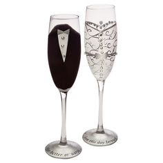 Bliss Champagne Flute (Set of 2)