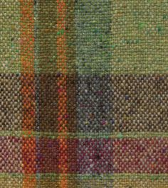 Sequana, colourful plaid revisited.