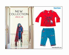 #TucTuc designer red long sleeved #Tshirt and soft cotton French terry #trousers for #boys from the new Autumn/Winter 2015-2016 collection #Symphony. #shoponline at www.kidsandchic.com #Fw2016 #kidsandchiccom #kidsclothes #kidsfashion #vestido #niño #modainfantil #oi2016 #fashionfromspain