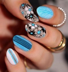 Hottest Nail Trends For Fall/Winter 2016 manikiour ximonas 2016