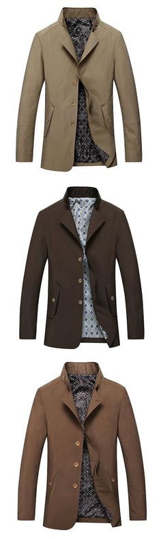 Home»Men»Coats & Jackets»Jacket Mens Spring Fall Business Thin Jacket Stand Collar Single-breasted Easy-care Casual Outwear Mens Spring Fall Business Thin Jacket Stand Collar Single-breasted Easy-care Casual Outwear Mens Spring Fall Business Thin Jacket Stand Collar Single-breasted Easy-care Casual Outwear Mens Spring Fall Business Thin Jacket Stand Collar Single-breasted Easy-care Casual Outwear Mens Spring Fall Business Thin Jacket Stand Collar Single-breasted Easy-care Casual Outwear Mens…