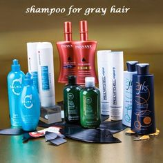 top 5 best shampoo for gray hair and conversation about conditioner