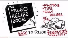 To get instant access to the paleo recipe book please visit  In the paleo recipes book you get over 350 easy to follow …