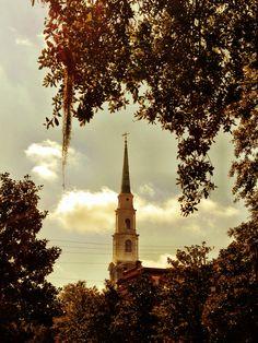 Independent Presbyterian Church, Savannah, Georgia (Chippewa Square)