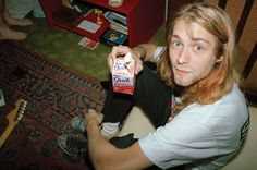 Montage of Heck - Kurt Cobain Documentary  http://www.papermag.com/2015/03/montage_of_heck_cobain_documentary_trailer.php
