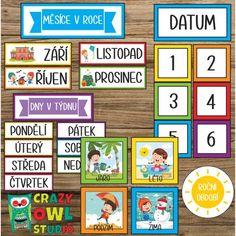 Crazy Owl, Montessori, Diy And Crafts, Preschool, Classroom, Activities, Christmas Ornaments, Games, Studio