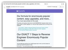 The 15 #Emails You NEED to Be Sending to Your #EmailList -