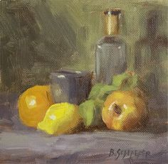 """""""3 Fresh Fruit""""   Brandon Schaefer"""