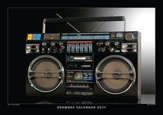 Boombox Calendar 2011 Titel | Flickr - Fotosharing!