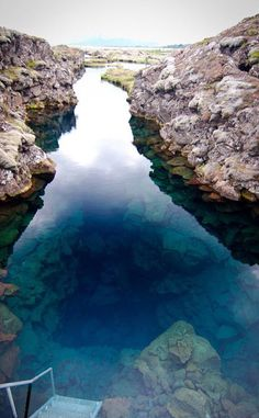 Silts Crack, Iceland