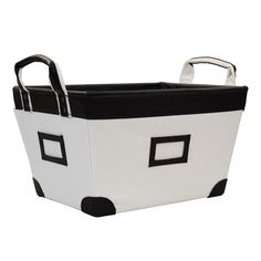 Casual Home Large Storage Basket