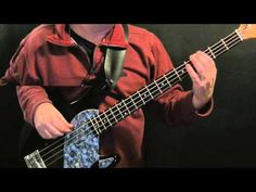 How To Play Bass To Sweet Home Alabama Pt 1 Quickguide #4 - YouTube