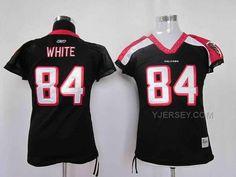 http://www.yjersey.com/falcons-84-white-women-black-jerseys.html FALCONS 84 WHITE WOMEN BLACK JERSEYS Only 34.00€ , Free Shipping!