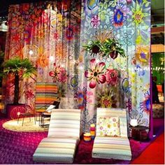 SIMPLY THE BEST - #Repost @pommenewyork・・・#MissoniHome #Missoni #ModernFurniture #design #designbest #salone2015 #salonedelmobile2015 #mdw2015 @missonihome