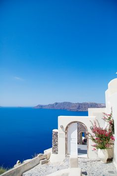 Santorini, Greece - One of the locations on the EF College Break Greek Islands Tour