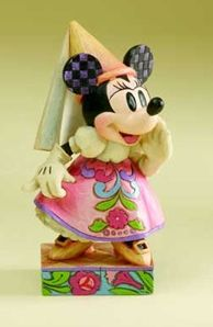 jim shore disney minnie