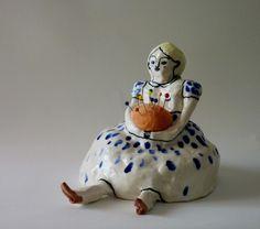 Eleonor Bostrom pin cushion
