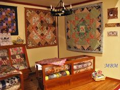 MY LITTLE FREEDOM: AMISH QUILT 'S SHOP