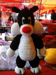 Peluche silvestre #amigurumi #peluche #crochet