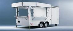food trailers - Google Search Concession Trailer, Food Trailer, Enclosed Trailers, Food Truck, Recreational Vehicles, Trucks, Buses, Tiffany, Holidays