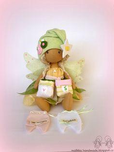 hecho a mano por Mattek: Tooth fairy ♥ ♥