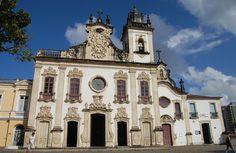 Ordem Terceira do Carmo - João Pessoa, Paraíba, Brasil