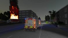 Buy Emergency Call 112 The Fire Fighting Simulation (PC) key - Cheap price, instant delivery w/o any fees at Voidu - Start playing your game right away! Button Game, Emergency Call, Fire Department, Firefighter, City, Fire Dept, Fire Fighters, Cities, Firefighters