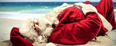 Buy Santa Claus Resting by ollyi on PhotoDune. Santa Claus resting on a beach California Christmas, Beach Images, Beach Vacation Rentals, California Dreamin', Sandy Beaches, Photo Effects, Riviera Maya, Old World, Seaside