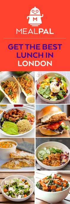 MealPal is LIVE in London! Get lunch for less than £5 per day from top restaurants like Chop'd, Vita Mojo, Chilango, Island Poke, Farmer J, Pure, Vital Ingredient, and more!