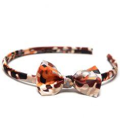 Headband cu fundita Via dal Luzzo Dali, Accessories, Fashion, Moda, Fashion Styles, Fashion Illustrations, Jewelry Accessories